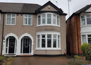 Thumbnail 3 bed terraced house to rent in Kingsbury Road, Coventry