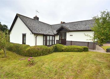 Thumbnail 3 bed detached bungalow for sale in 1, Bramble Close, Llanllwchaiarn, Newtown, Powys
