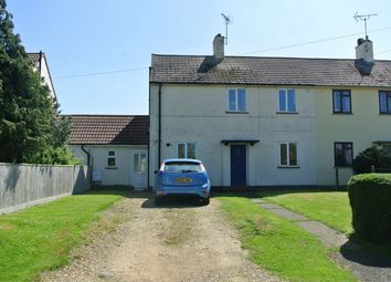 Thumbnail 3 bed semi-detached house for sale in Main Road, Dyke, Bourne, Lincolnshire