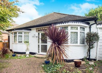 Thumbnail 3 bed bungalow for sale in London Road, Cheam, Sutton