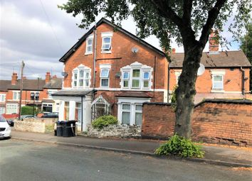 Thumbnail Room to rent in St Thomas Road, Erdington
