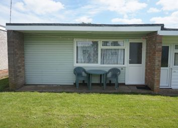Thumbnail 2 bed bungalow for sale in Back Market Lane, Hemsby, Great Yarmouth