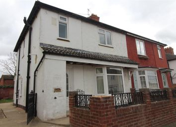 Thumbnail 3 bedroom semi-detached house to rent in Spencer Road, Irthlingborough, Wellingborough