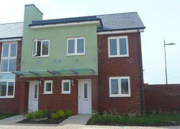 Thumbnail 3 bed property to rent in Darwin Rise, Northfleet, Gravesend