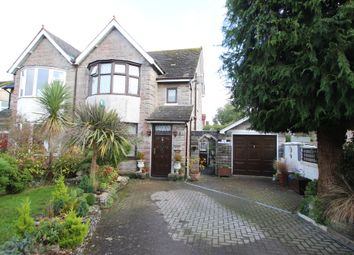 Thumbnail 3 bed semi-detached house for sale in Honcray, Plymstock, Plymouth