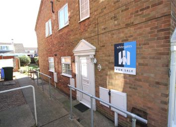 Thumbnail 2 bed maisonette for sale in Arran Square, Mansfield, Nottinghamshire