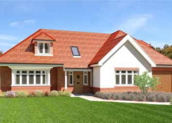 Thumbnail 4 bedroom detached house for sale in West Park Road, Copthorne, Crawley