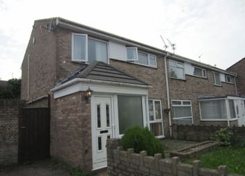 Thumbnail 3 bed end terrace house for sale in Chichester Way, Ely, Cardiff