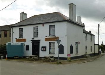 Thumbnail Pub/bar for sale in The Pendarves Inn (Freehold), Carnell Green, Camborne, Cornwall