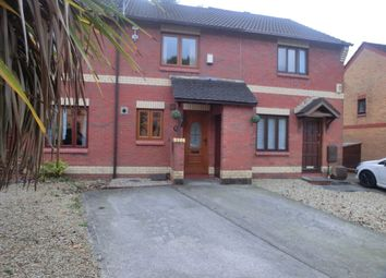 Thumbnail 2 bed terraced house for sale in Ffordd Scott, Birchgrove Swansea