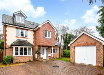 Thumbnail 4 bed detached house for sale in Hawthorne Gardens, Caterham, Surrey