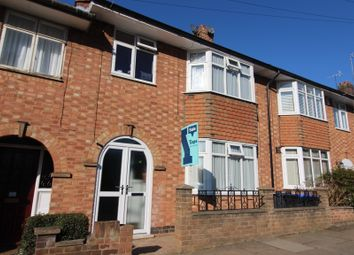 Thumbnail 4 bed terraced house for sale in Balfour Road, Northampton