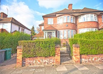 Thumbnail 4 bed detached house to rent in Southbourne Crescent, London