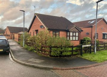 Thumbnail 2 bed detached bungalow to rent in Dovedale Close, Winterton, Scunthorpe