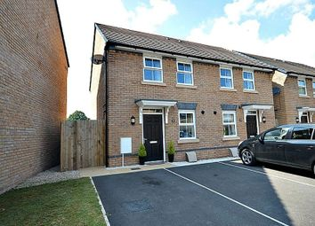 Thumbnail 2 bed semi-detached house for sale in Poppy Field Avenue, Llantarnam, Cwmbran