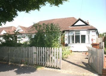 Thumbnail 3 bed bungalow for sale in St Clair Drive, Worcester Park