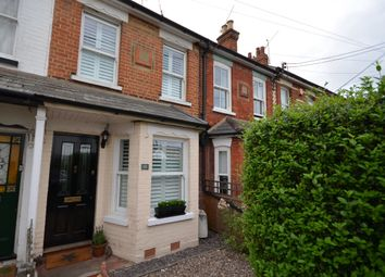 Thumbnail 3 bed terraced house for sale in St Georges Road, Badshot Lea, Farnham, Surrey
