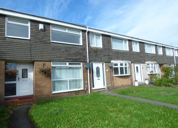 Thumbnail 3 bed terraced house to rent in Newlyn Drive, Jarrow