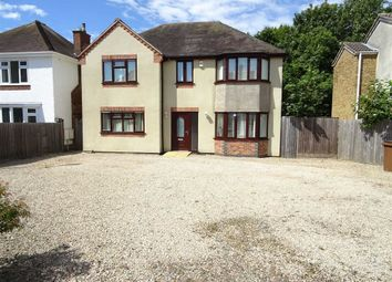 Thumbnail 4 bed detached house for sale in Heath Lane, Earl Shilton, Leicester