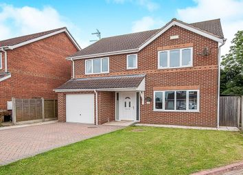 Thumbnail 4 bed detached house for sale in Fields End, Ulceby