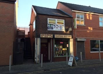Thumbnail Retail premises to let in 4 Rathbone Street, Tunstall, Stoke-On-Trent, Staffordshire