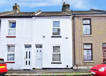 Thumbnail 3 bed terraced house for sale in Albert Road, Gillingham, Kent