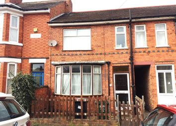 3 bed terraced house to rent in Knightthorpe Road, Loughborough LE11