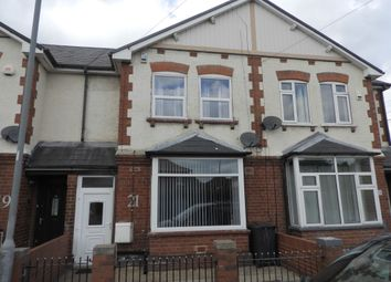 Thumbnail 2 bed terraced house to rent in Smith Street, Balby, Doncaster