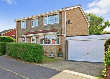 Thumbnail 4 bed detached house for sale in Rustic Close, Peacehaven, East Sussex