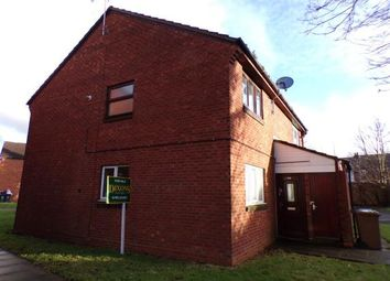 Thumbnail 1 bed maisonette for sale in Circuit Close, Willenhall, West Midlands