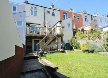 Thumbnail 4 bed terraced house for sale in Torr View Avenue, Plymouth
