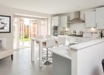 "Thumbnail 4 bed detached house for sale in ""Layton"" at Braishfield Road, Braishfield, Romsey"