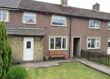 Thumbnail 3 bed terraced house for sale in Derwent Drive, Chinley, High Peak