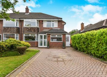 Thumbnail 3 bedroom semi-detached house for sale in Ashfurlong Crescent, Sutton Coldfield
