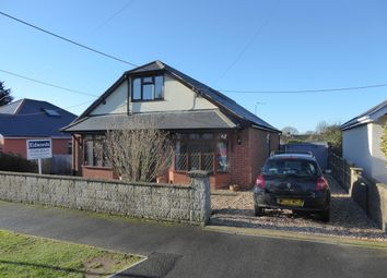 Thumbnail 4 bed detached bungalow for sale in Wraxhill Road, Yeovil