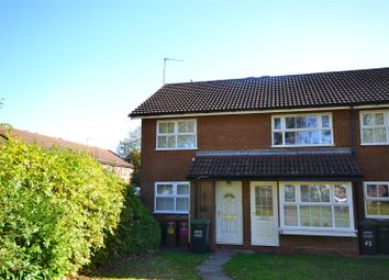 Thumbnail 2 bed maisonette to rent in Windmill Drive, Croxley Green, Rickmansworth