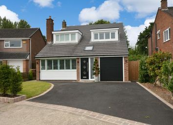 Thumbnail 3 bed detached house for sale in Oakdale Drive, Heald Green, Cheadle