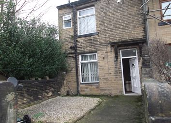 Thumbnail 1 bedroom terraced house to rent in Jarratt Street, Bradford