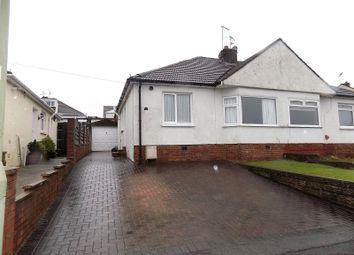Thumbnail 2 bed semi-detached bungalow for sale in Coleridge Close, Cefn Glas, Bridgend.