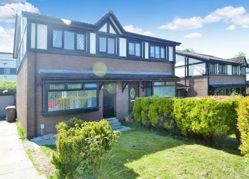 Thumbnail 3 bed semi-detached house for sale in Millview, Barrhead