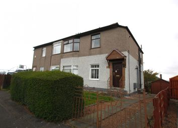 Thumbnail 3 bed flat for sale in 32 Hartlaw Crescent, Hillington, Glasgow