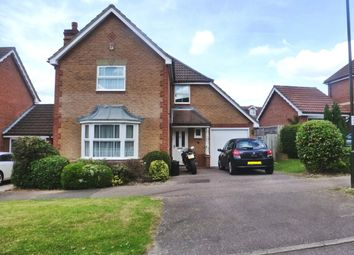 Thumbnail 4 bed detached house to rent in Greatham Road, Maidenbower, Crawley