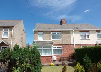 Thumbnail Semi-detached house for sale in Millfield, Bedlington