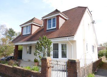 Thumbnail 4 bed detached house for sale in Underwood, Caerphilly