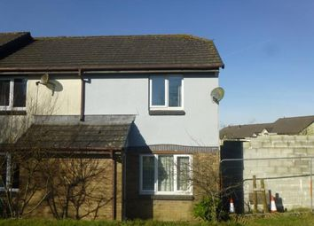 Thumbnail 3 bedroom end terrace house for sale in Callington, Cornwall