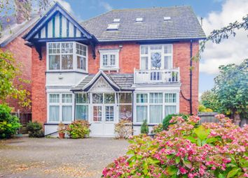 Thumbnail 3 bed flat for sale in Hersham Road, Walton-On-Thames