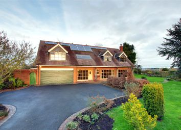 Thumbnail 5 bed detached house for sale in Grafton Flyford, Worcester, Worcestershire