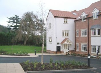 Thumbnail 1 bed flat to rent in Hanbury House, Oaklands Court, Battenhall, Worcester