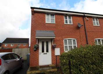 3 bed semi-detached house for sale in Salwick Way, Manchester M18