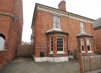 Thumbnail 4 bed semi-detached house to rent in Victoria Road, Oswestry, Shropshire